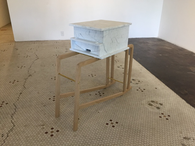 ", '""A house is not a machine for living, Honey"",' 2017, Fridman Gallery"