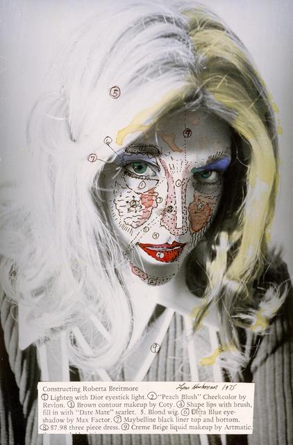 , 'Constructing Roberta Breitmore,' 1975/1977, Anglim Gilbert Gallery