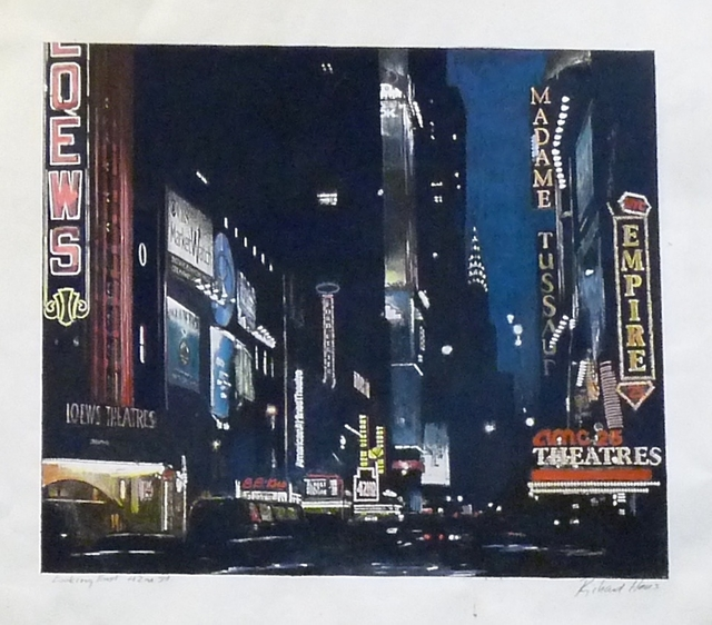 , 'Looking East on 42nd St.,' 2003, Alpha 137 Gallery