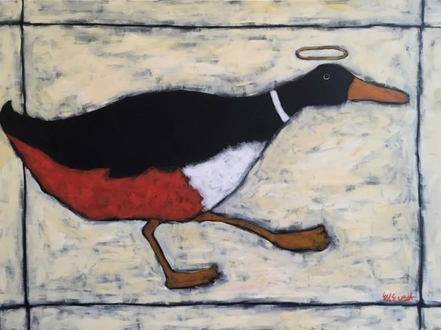 Jaime Ellsworth, 'A Good Duck', 2019, WaterWorks Gallery