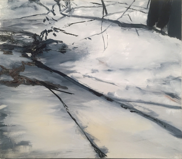 Shirley Irons, 'Shadows in Snow', 2019, Gallery Luisotti