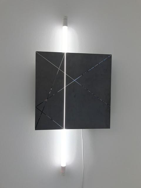 , 'Schnitt I-18,' 2018, Galerie Floss & Schultz
