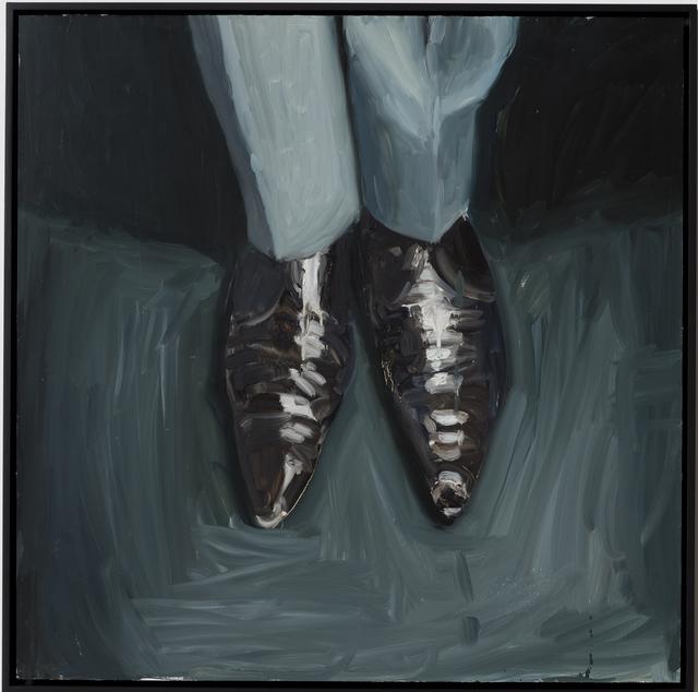 , 'Shoe Shine,' 2014, Galleri Bo Bjerggaard
