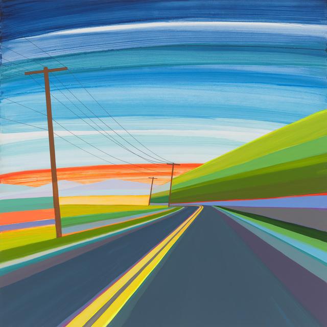 , 'Mohawk Trail,' 2017, Roman Fine Art