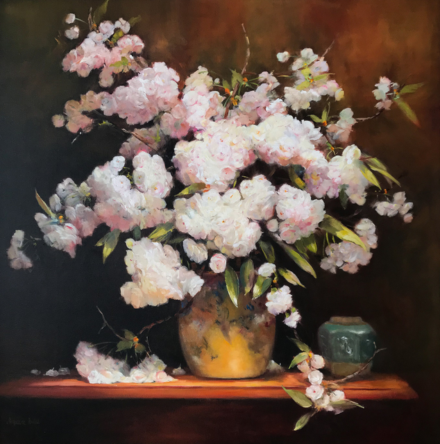 Jacqueline Fowler, 'Cherry Blossom in Warm Light', Wentworth Galleries
