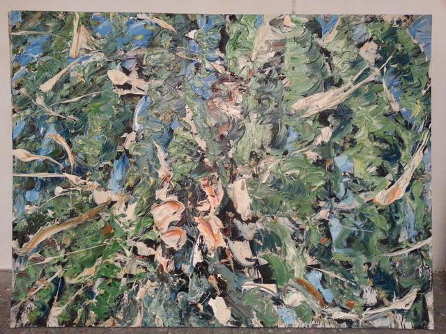 , 'Birch,' 2012, Vasilisa Kameneva