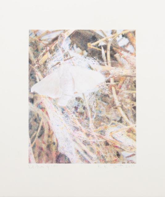 Kiki Smith, 'Silk Moth', 2018, Hindman