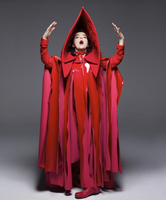 Inez & Vinoodh, 'Björk - T Magazine', 2015, Gagosian