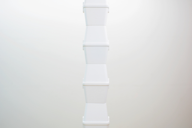 , 'Truly Endless Column,' 2016, Spinello Projects