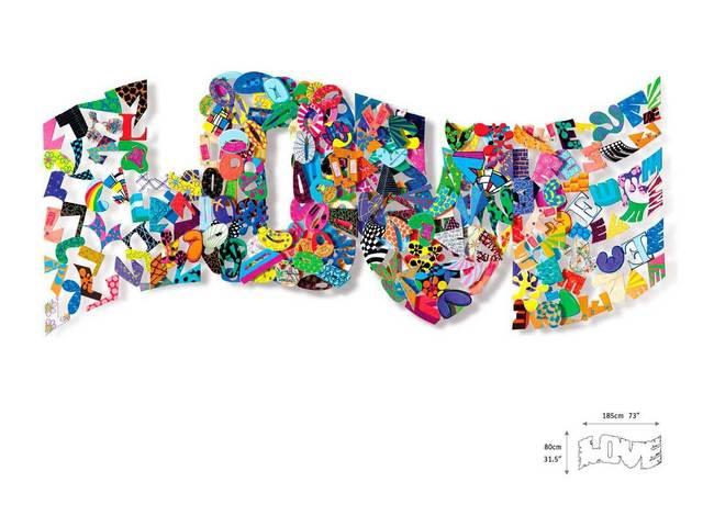 , 'Love Letters,' 2015, Eden Fine Art
