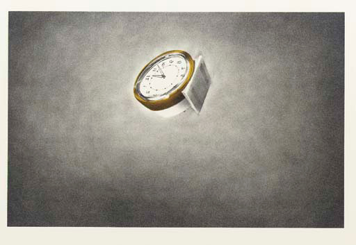 , 'Clock (from Domestic Tranquility series),' 1974, Senior & Shopmaker Gallery