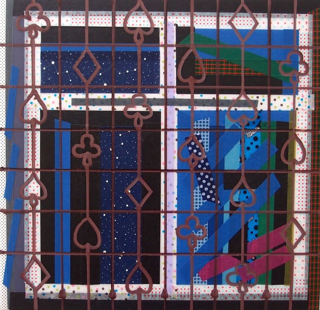 , 'Window Grilles in Kaohsiung – Qishan 2,' 2016, Powen Gallery