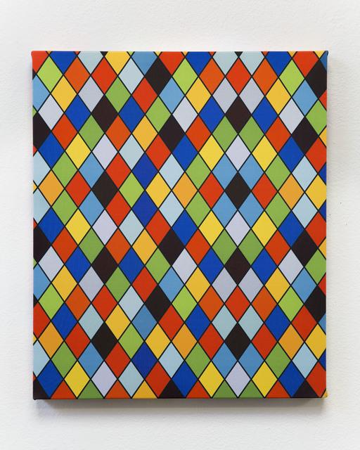 , 'Harlequin,' 2015, Inman Gallery