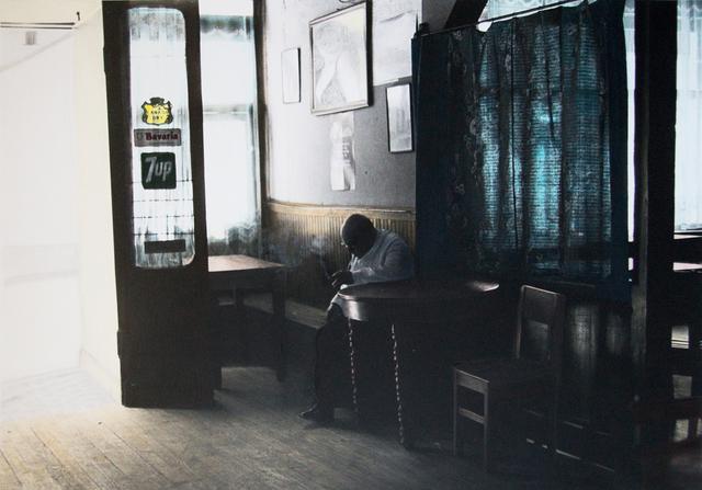 , 'Don Pinto en Roland Bar, Valpariso, Chile,' 1979, Michael Hoppen Gallery