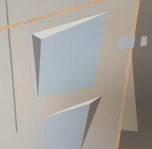 , 'Is Not Parallel To No. 2,' 2014, 203 Fine Art