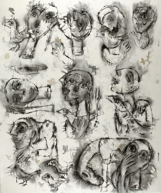 , 'Untitled,' 2013, Meem Gallery