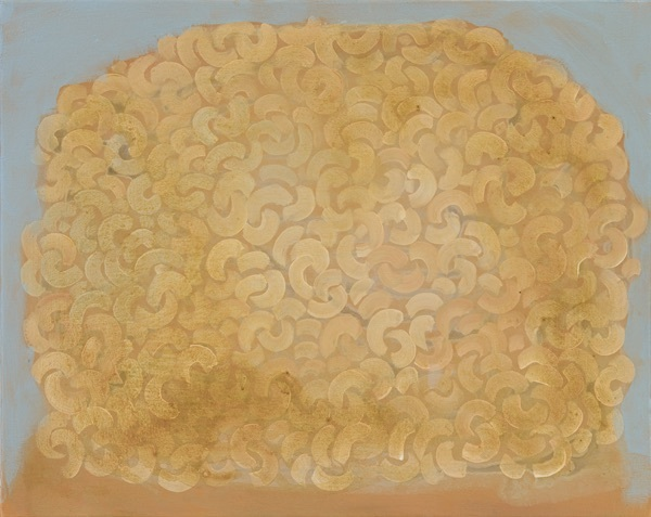 , 'Mac and Cheese Pile,' 2016, Freight + Volume