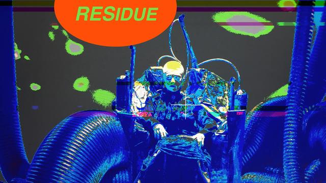 , 'Residue,' 2017, Leo Gallery