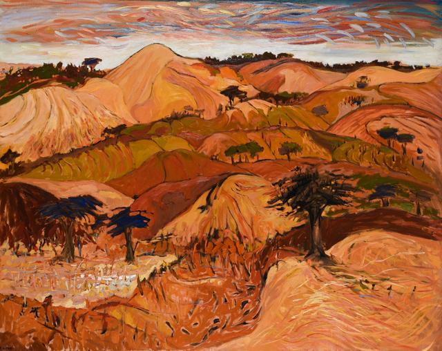 Yehouda Chaki, 'Golan Series 9702', 1997, Odon Wagner Gallery