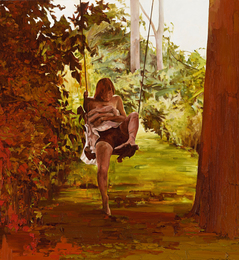 Gillian Carnegie, 'Girl on a Swing,' 2002, Sotheby's: Contemporary Art Day Auction