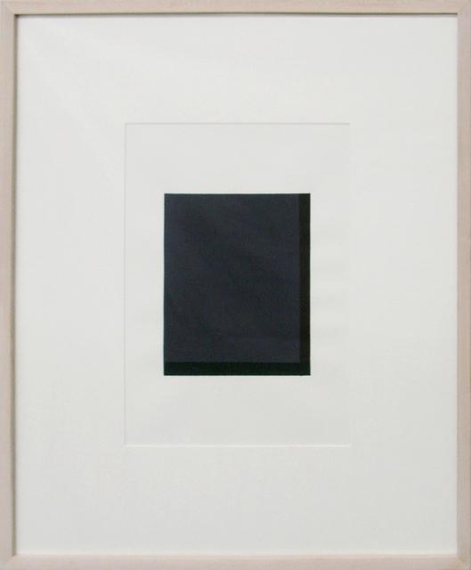 Byron Kim, 'Untitled (City Night Study #10)', 2010, Painting, Acrylic on paper, PKM Gallery