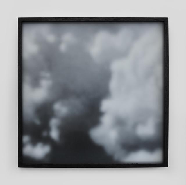 Fabian Knecht, 'AUFLÖSUNG (CHALLENGER), STUDIES', 2012, Galerie Christophe Gaillard