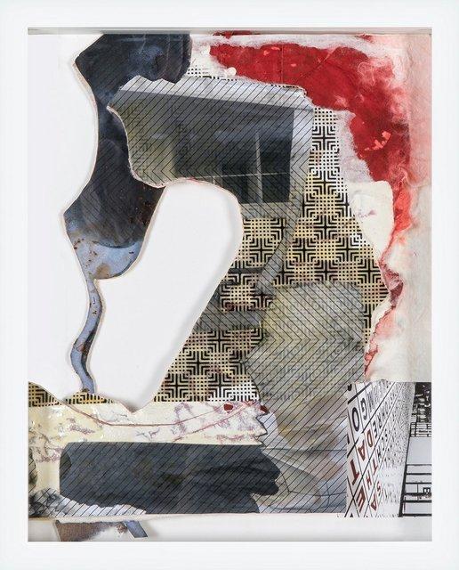 , 'Offener zivilisatorischer Ausgang,' 2017, Galerie Kornfeld