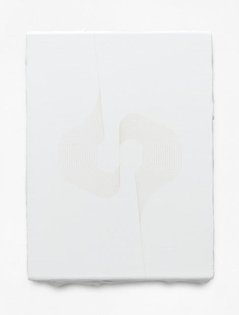 Carsten Nicolai, 'formula bifoliate 113', 2018, Galerie EIGEN + ART