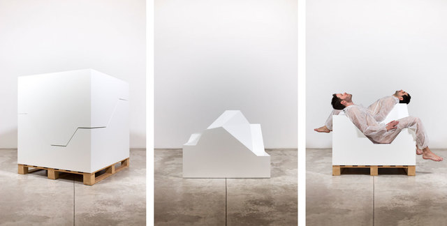 , 'Broken White Cube,' 2007, Michel Rein Paris/Brussels