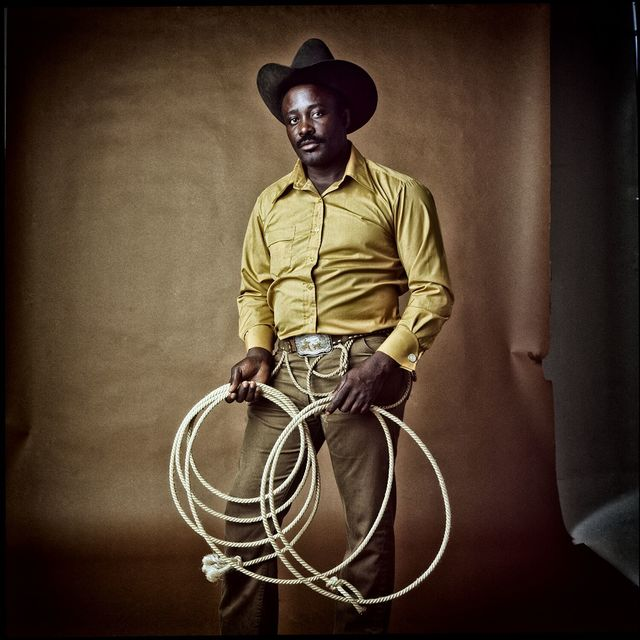 , 'Cowboy Bill,' 1970, American Society of Media Photographers