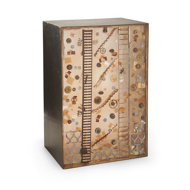 Feliciano Bejar, 'Magiscope Box, Mexico', second half of the 20th C., Rago/Wright