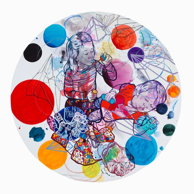 , 'Time Bubble III.,' 2014, Faur Zsofi Gallery