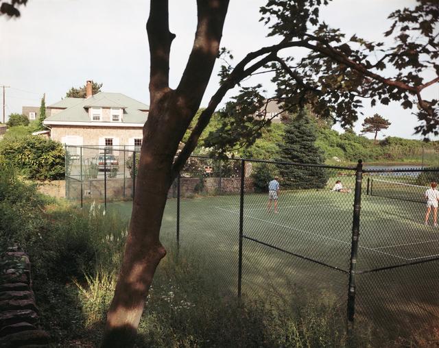 , 'Tennis Court,' 1988, Paul Kasmin Gallery