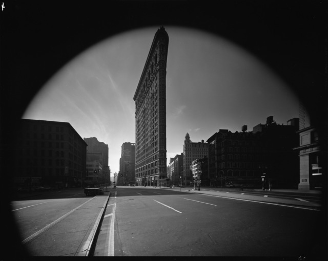 , 'Flatiron Building, New York City,' 1969, Huxley-Parlour