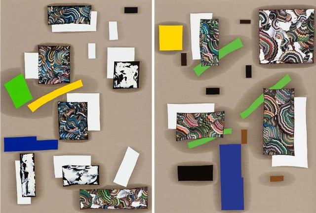 , 'Untitled (1.782),' 2016, Galerie Hans Mayer