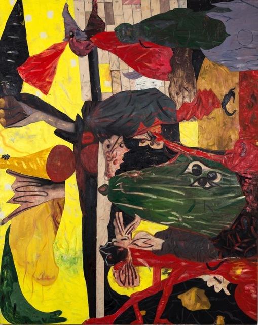 , 'Agnostic Studies,' 2017, Galerie Richard