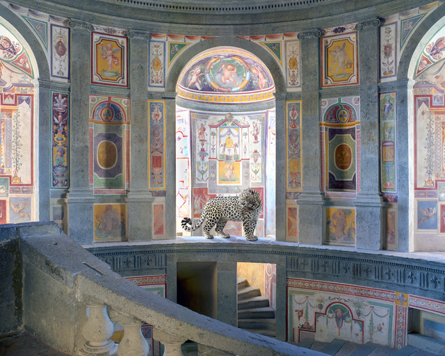 , 'he Winds of Change, Villa Farnese, Caprarola,' 2014, Jackson Fine Art
