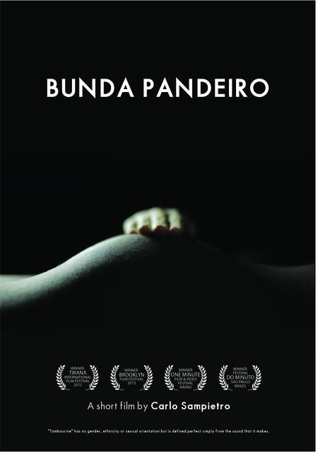 , 'Bunda pandeiro print frame 1,' 2012, Galleria Ca' d'Oro