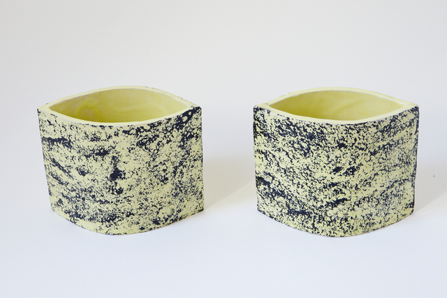 , 'Bowl 8. (double yellow),' 2017, Ani Molnár Gallery