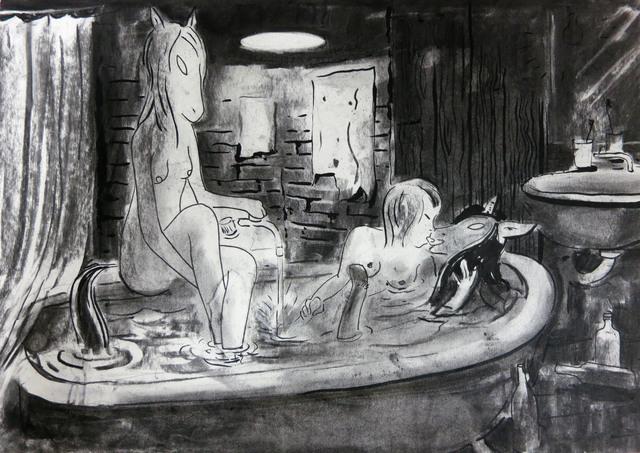 , 'untitled,' 2015, Galerie Kleindienst
