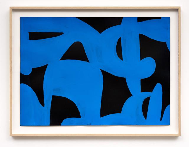 , 'Cobalto nero,' 2007, Galerie Greta Meert