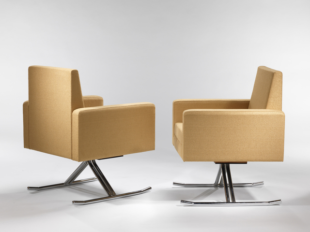 , 'Pair of Luge Chairs,' 1966, Demisch Danant