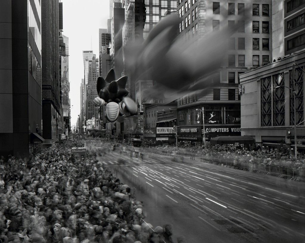 Matthew Pillsbury, 'Macy's Thanksgiving Day Parade, New York City (TV11522),' 2011, Benrubi Gallery