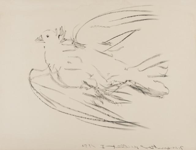 Pablo Picasso, 'La Colombe volant (Bloch 677; Mourlot 191)', 1950, Print, Lithograph on Arches, Forum Auctions
