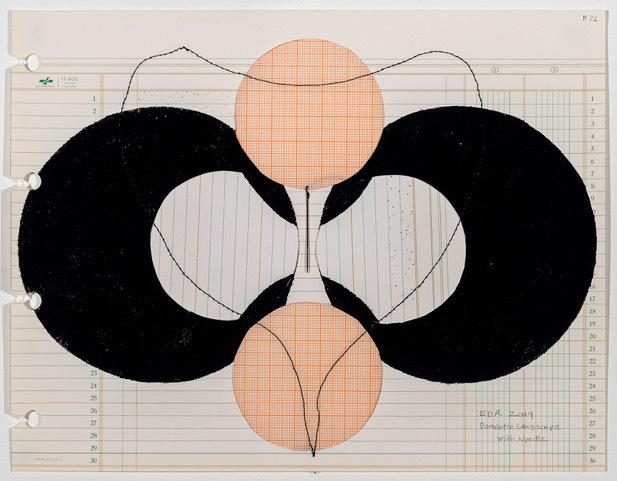, 'Domestic Landscape with Needle, #26,' 2019, Travesia Cuatro