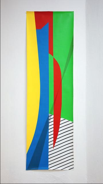 , 'Verticalidad 2,' 2017, Vertical Gallery