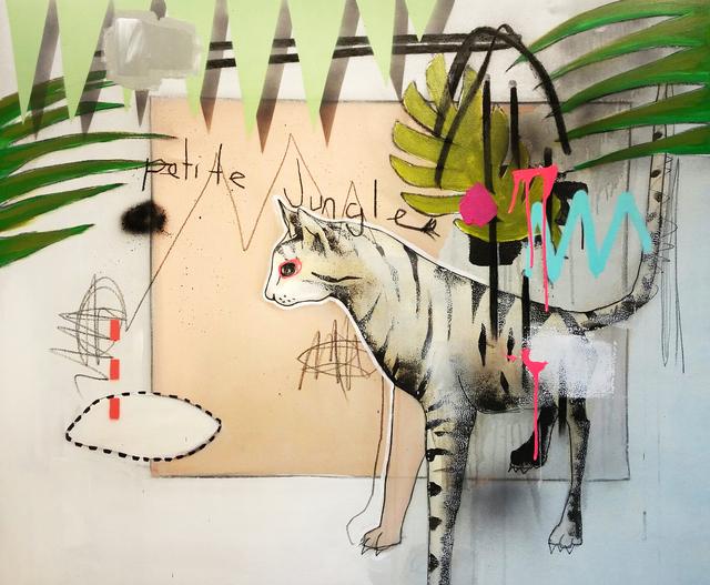 , 'Petite Jungle,' 2017, Galerie LeRoyer