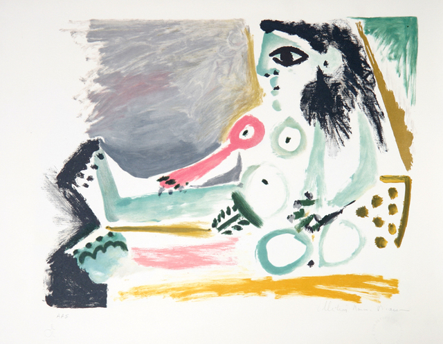 Pablo Picasso, 'Femme Nu Assise ', 1979-1982, RoGallery