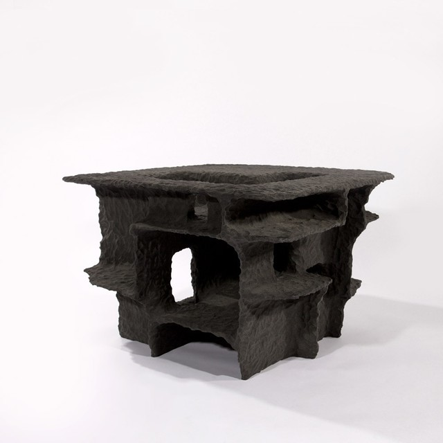 Steven Haulenbeek, 'Resin-Bonded Sand Side Table', 2016, The Future Perfect