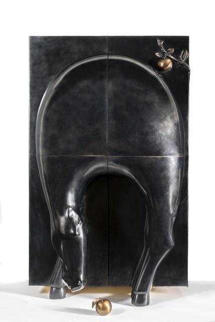 """Hubert Le Gall, '""""L'Éternel Printemps"""" Cabinet ', 2018, Galerie Dumonteil"""